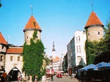 Tallinn's Viro Gate