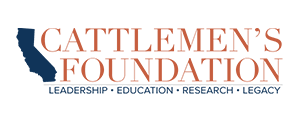 California Cattlemen's Foundation logo