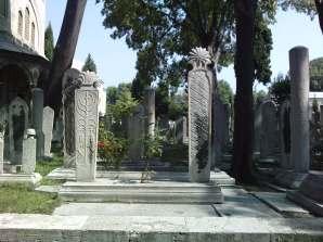 Cementerio en Suleimaniye