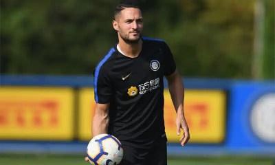Danilo-D'Ambrosio-allenamento-Inter