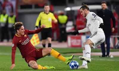 Nicolo-Zaniolo-Gareth-Bale-Roma-Real-Madrid