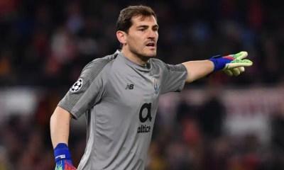 Iker-Casillas-Porto