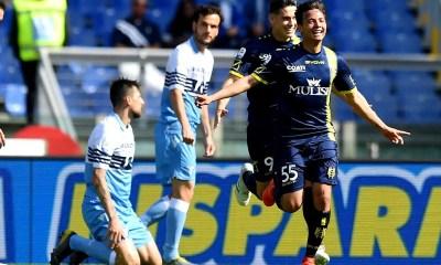 esultanza gol Emanuel Vignato Chievo Verona