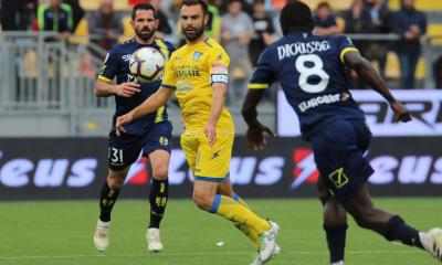Frosinone-Chievo Verona