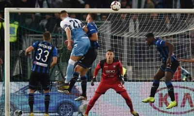 gol Sergej Milinkovic Savic Atalanta-Lazio