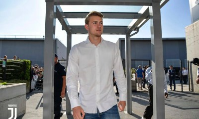 Matthijs de Ligt Juventus