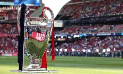 Coppa Champions League 2018/19