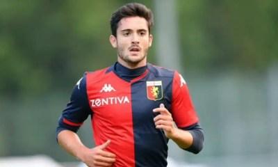 Francesco Cassata Genoa