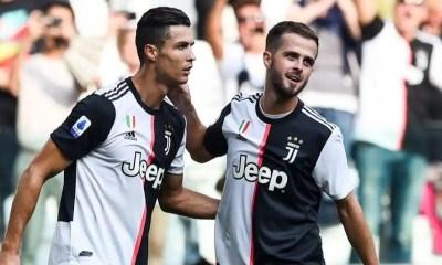 gol Cristiano Ronaldo Pjanic