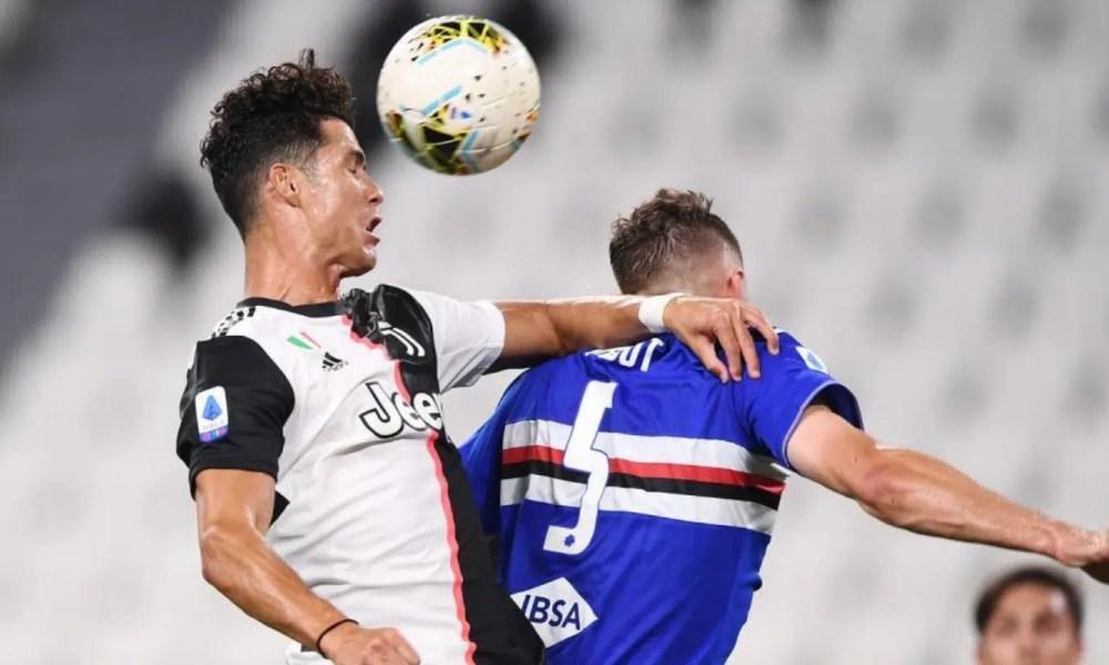 Juventus Sampdoria Orario Probabili Formazioni E Dove Vederla In Tv