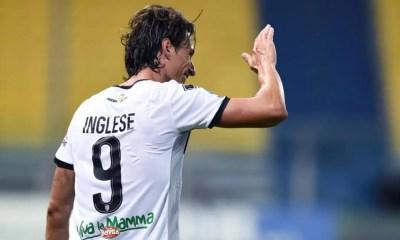Esultanza Roberto Inglese Parma