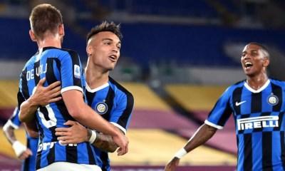Stefan De Vrij Lautaro Martinez Inter