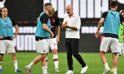 Stefano Pioli giocatori Milan