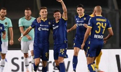 esultanza gol Darko Lazovic Verona
