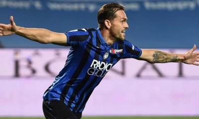 esultanza gol Rafael Toloi Atalanta