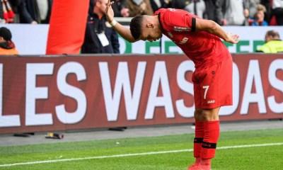 Paulinho Bayer Leverkusen