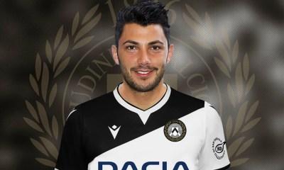 Arslan Udinese ufficiale