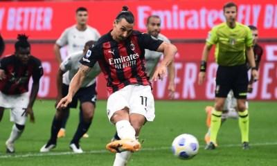 Rigore Zlatan Ibrahimovic Milan