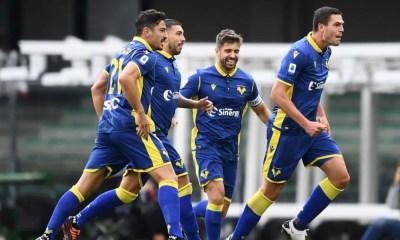 esultanza gol Andrea Favilli Verona