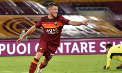 esultanza gol Jordan Veretout Roma
