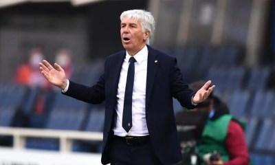 Gian Piero Gasperini allenatore Atalanta
