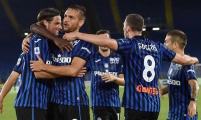 Hateboer esultanza gol Atalanta