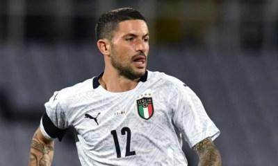 Stefano Sensi Nazionale Italia