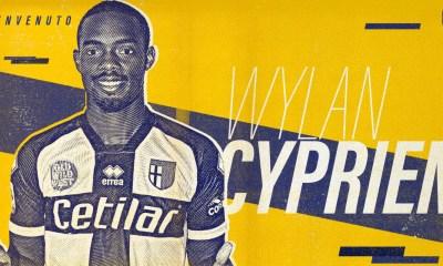 Ufficiale Cyprien Parma