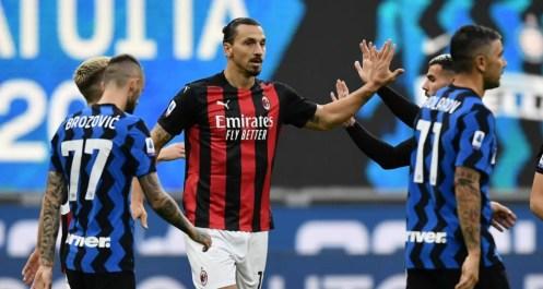 Zlatan Ibrahimovic Inter-Milan