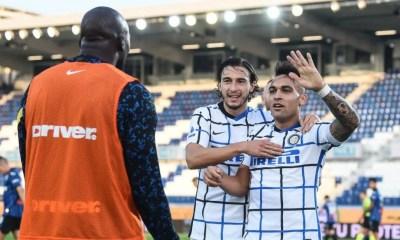 Lukaku Darmian Lautaro Martinez Inter