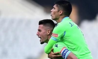 Sergej Milinkovic-Savic Correa Lazio