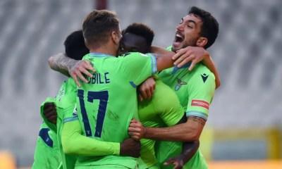 esultanza gol giocatori Lazio
