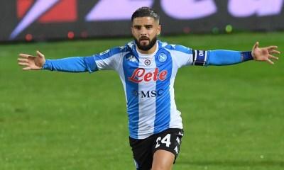 Esultanza Lorenzo Insigne Napoli