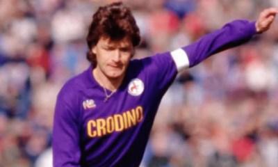 Giancarlo Antognoni Fiorentina