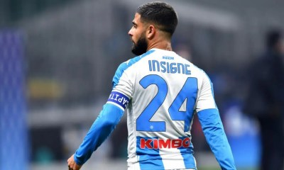 Lorenzo Insigne Napoli