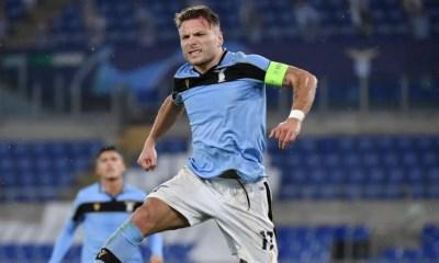 esultanza gol Ciro Immobile Lazio