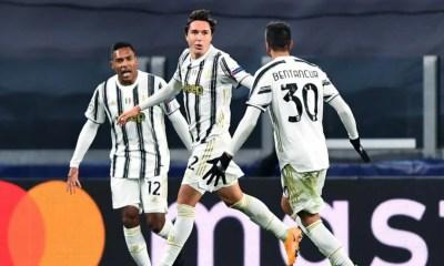 esultanza gol Federico Chiesa Juventus