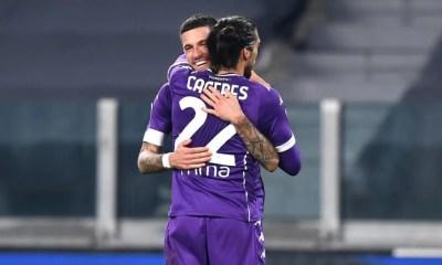 Caceres Biraghi Fiorentina