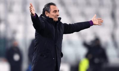 Cesare Prandelli allenatore Fiorentina