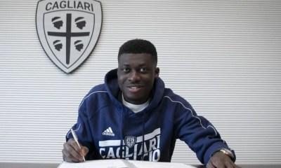 Duncan Cagliari ufficiale