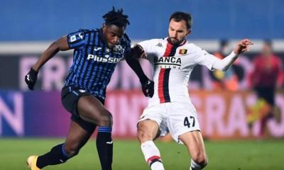 Duvan Zapata-Milan Badelj Atalanta-Genoa