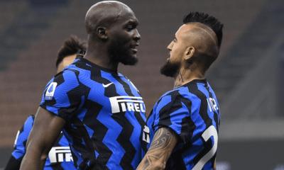 Lukaku Vidal Inter