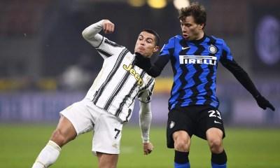 Ronaldo-Barella Inter-Juventus