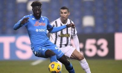 Tiemoue Bakayoko-Cristiano Ronaldo Juventus-Napoli