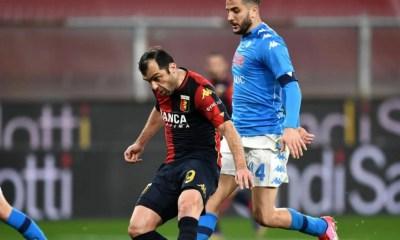 Gol Goran Pandev Genoa-Napoli