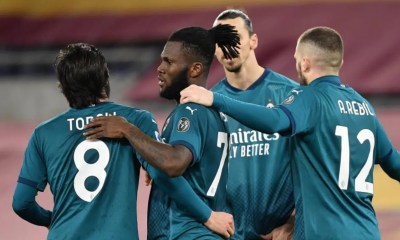 Tonali Kessie Rebic Ibrahimovic Milan