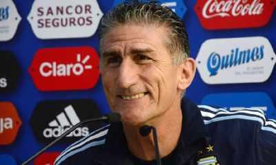 Addio Bauza nazionale Argentina