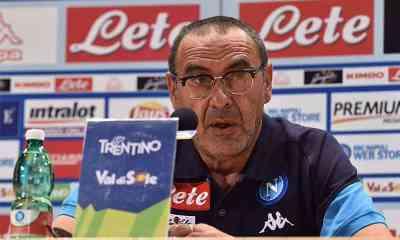 Sorteggio di Champions per il Napoli