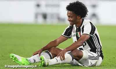 Cuadrado-Juventus