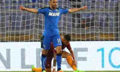 Ufficiale Defrel alla Roma